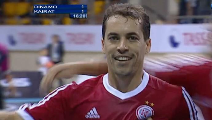 03e90df355 Dono de três títulos da Copa da Uefa de Futsal e um Mundial de Clubes