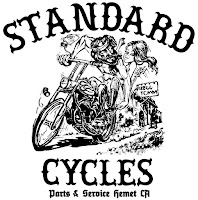 Win $250.00 cash from Standard Cycles
