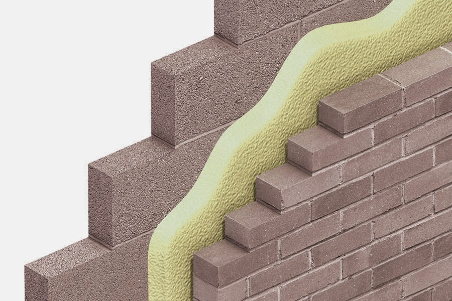Cavity Wall Insulation Cork