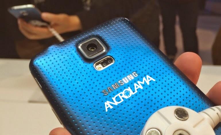 Samsung Galaxy S5 Mini Artık Türkiye'de