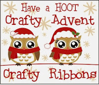 CRAFTY RIBBONS CHRISTMAS ADVENT