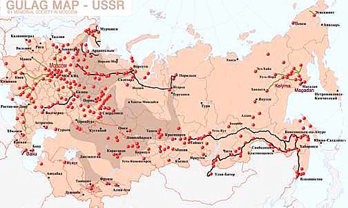 Image result for soviet gulag trains