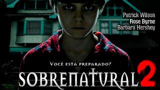 Baixar Filme Sobrenatural 2 Torrent Grátis