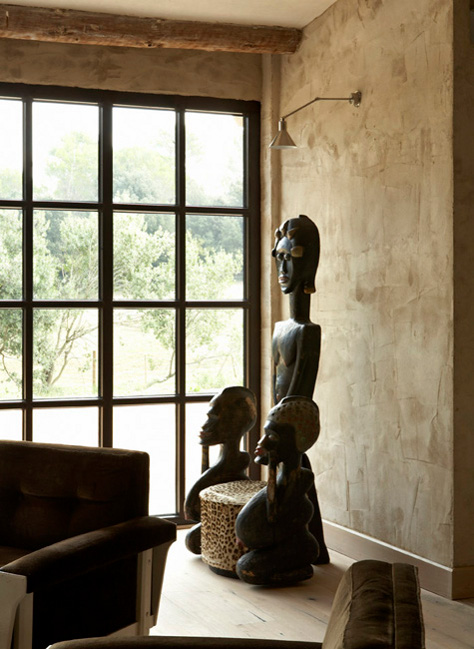 Lia leuk interieur advies lovely interior advice african delight - Serge castella ...