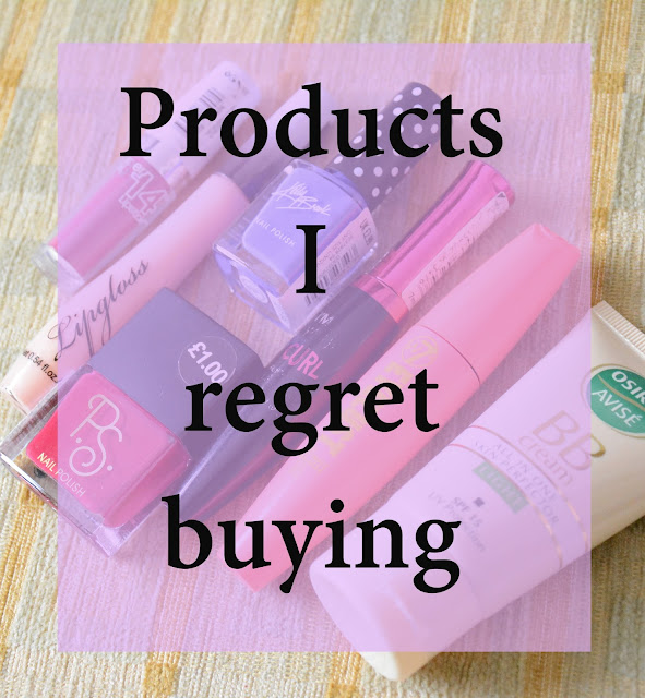 Products I regret buying by DovileFashion