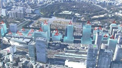 三菱商事 東京駅 所有ビル
