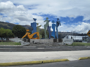 Adios Quito....Gracias....