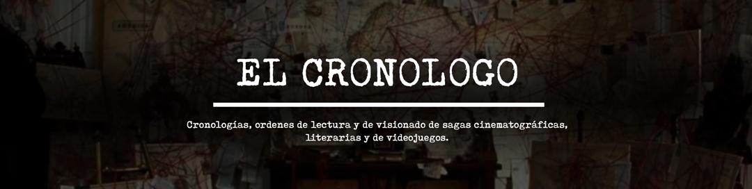 EL CRONÓLOGO
