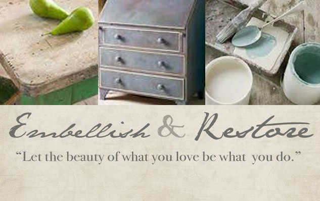 Embellish &amp; Restore