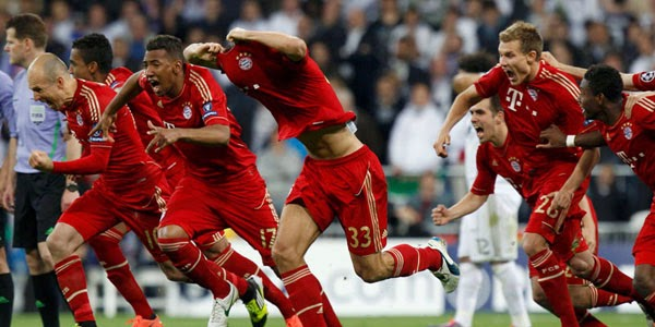 Prediksi Skor Shakhtar Donetsk vs Bayern Munchen 18 Februari 2015