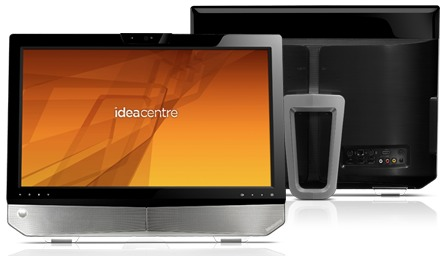 the 'pride' lenovo ideacentre b320 all in one desktop take