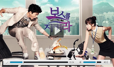 "Watch the latest episode of Korean TV Drama ""Protect the Boss"""