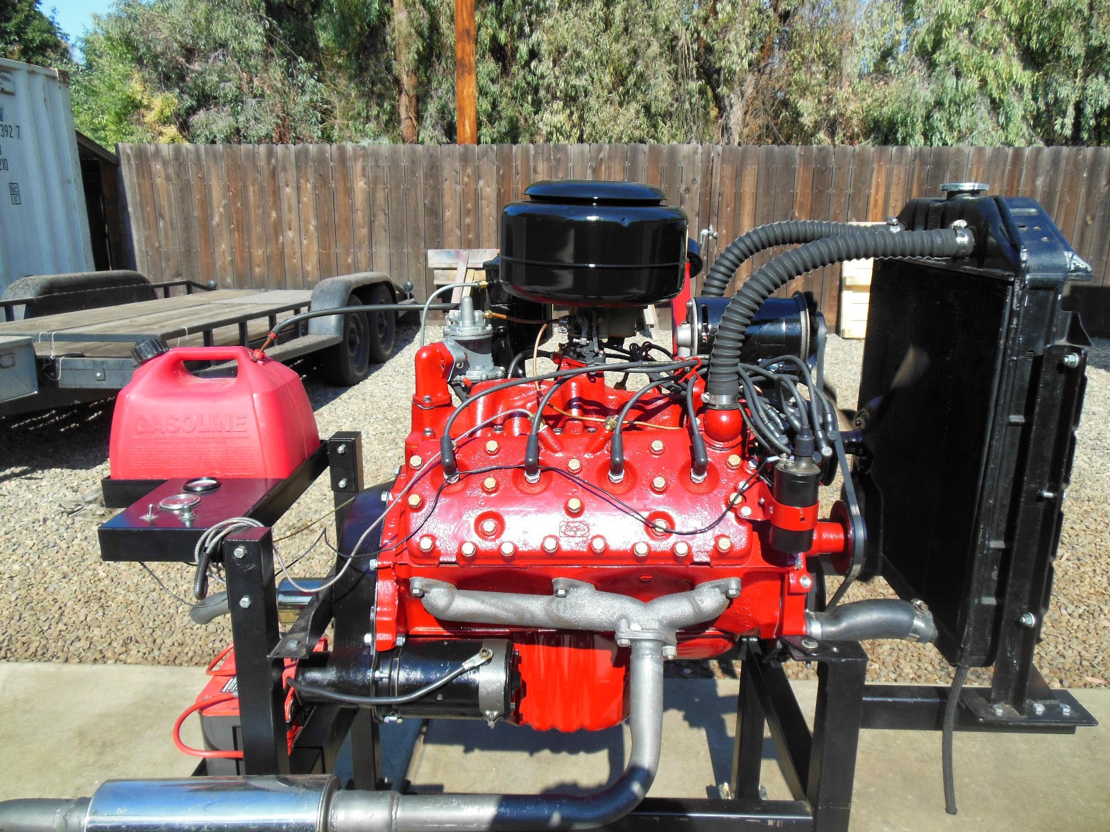The Early Ford V8 As Henry Built It 1949 8ba 239 4
