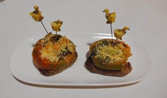solomillos al tomate raf