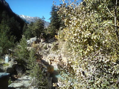 Gauri Kund at Gangotri