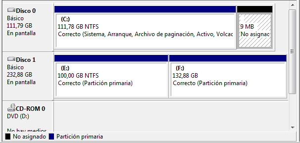 [Tutorial] Como Particionar Tu Disco Duro Externo en Windows