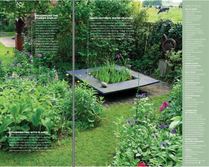 GARDEN IDEAS / KERTI ÖTLETEK - project:HOME
