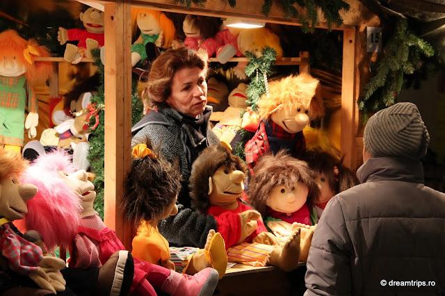 Târgul de Crăciun de la Reutlingen