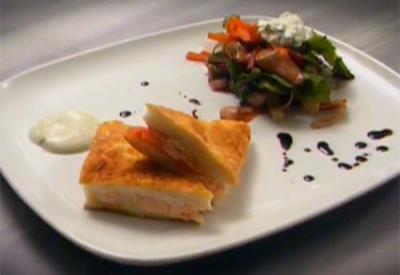 Somonlu Sandviç Nasıl Yapılır - Videolu Anlatımı