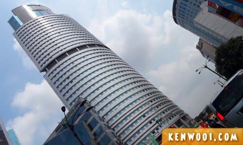 kl skyscraper
