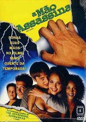 A Mão Assassina Dublado 1999