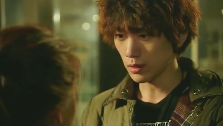 Ji-Hyuk  in a Rare Emo...