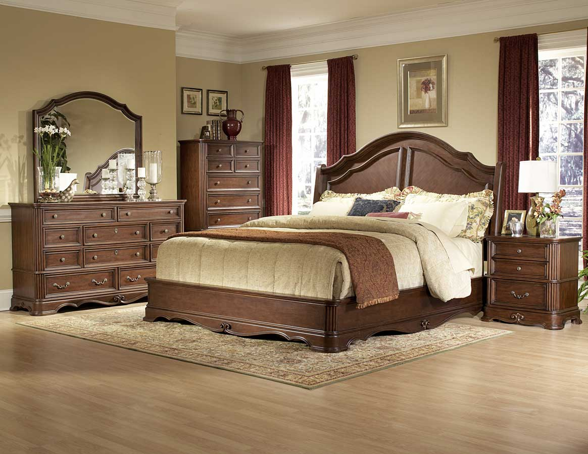 Luxury New Design Bed Room Sets