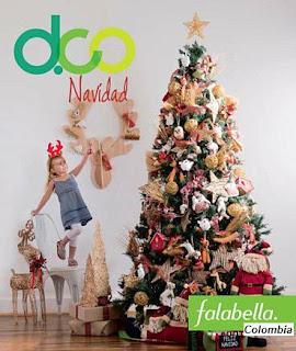 Deco navidad 2012 falabella co