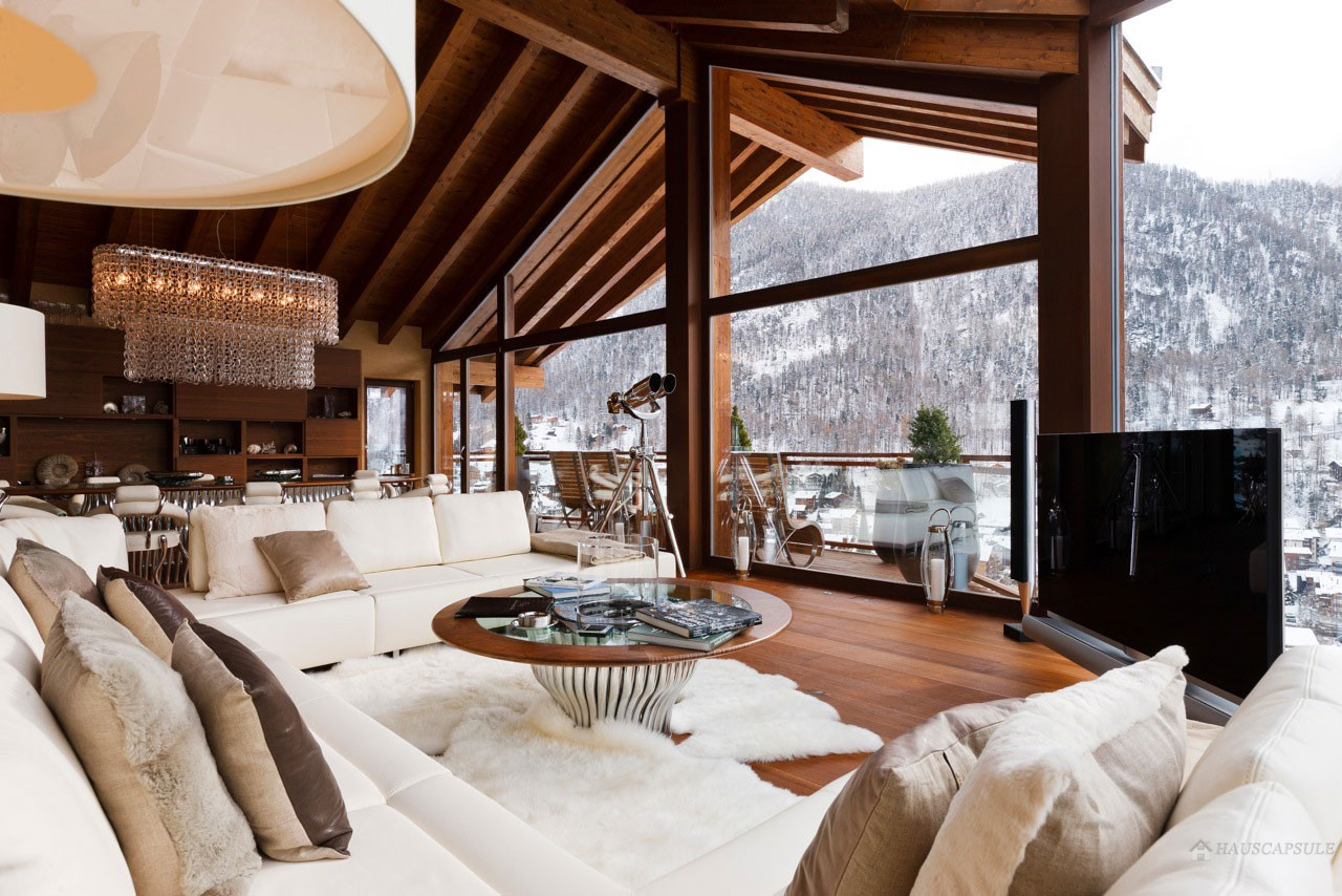 Passion for luxury chalet zermatt peak the premier for Idee di design di chalet