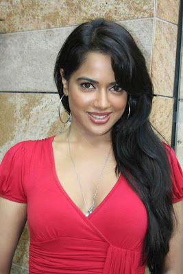 Sameera Reddy's Love Interest