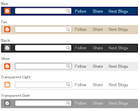 Move The Blogger NavBar To The Bottom Of Your Blog
