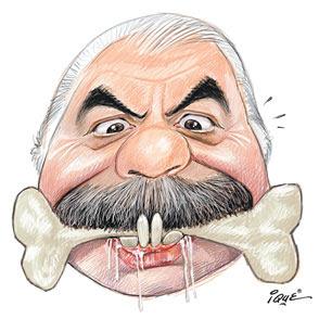 Arqueóloga encontra dente do Zé Sarney na França