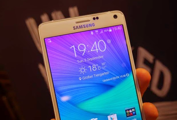 Samsung's Galaxy Note 4 Gets US Release Date: October 17