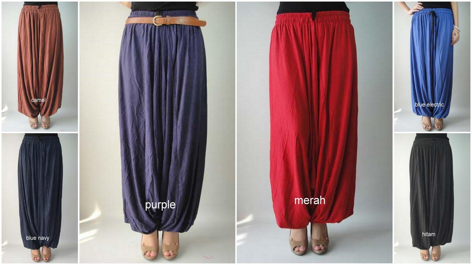 Celana Panjang Muslim