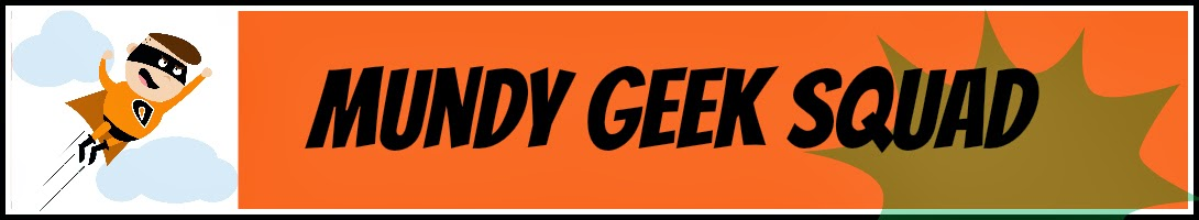 Mundy Geek Squad