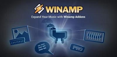 Winamp Pro v2.0 (2.0) build 1147 APK Gratis
