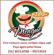 Mengue Pizzas e Congelados