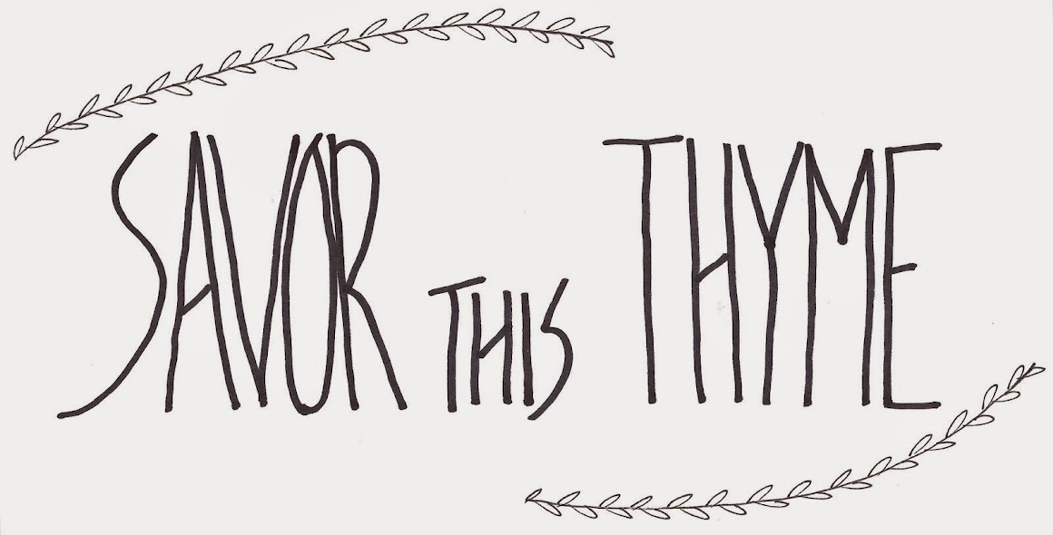 Savor This Thyme