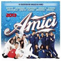 amici 2013 cd cover