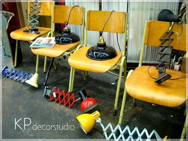 Tienda online de muebles y decoracion vintage estilo industrial