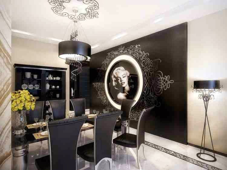 15 Cool dining room wall decor ideas for special diner