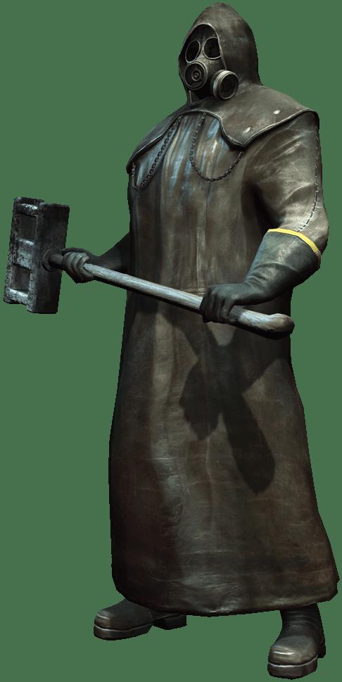 Silent Hill Downpour Bogeyman Boss
