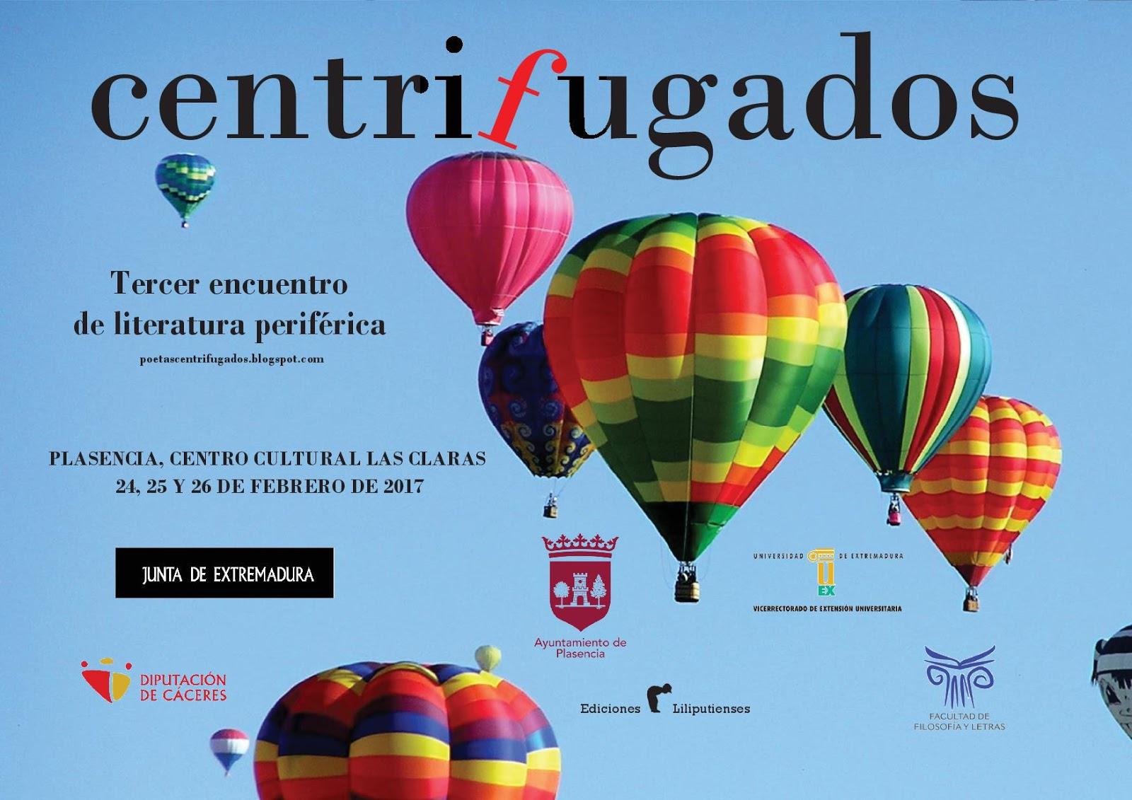 Participación  en Centrifugados 2017