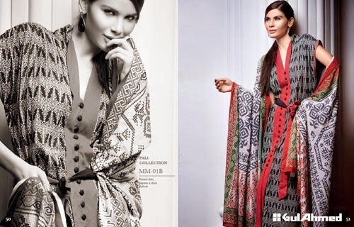 Gul Ahmed Pali Collection