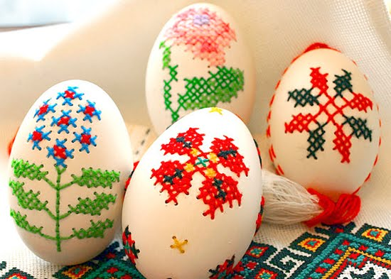 cool easter eggs designs. Cool Designs of Easter Eggs
