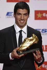 Ver Online Bota de Oro para Luis Suárez: Máximo Goleador Liga Europea (HD)
