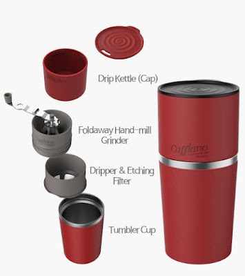 Smart Gadgets For Coffee On The Go - Cafflano