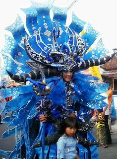 Kebo Tirta Banyuwangi Ethno Carnival 2013