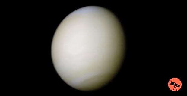 Venus Tak Layak Huni!