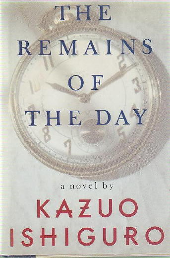 remains of the day essay In this essay i will pursue the issues of guilt and regret in the remains of the day  beyond the narrator's record and investigate how the novel deals with a.